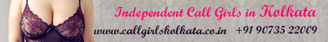 Independent Call Girls in Kolkata